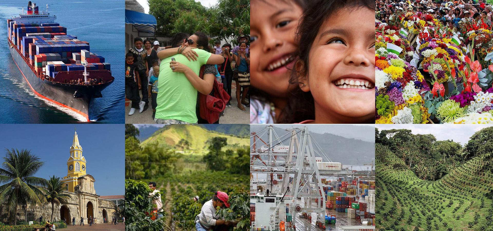 regreso a colombia